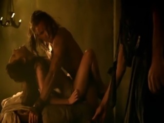Delaney Tabron Sex Scene From Spartacus Vengeance free