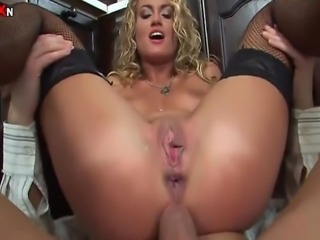 Gabriella's ass is very sensitive and she just loves anal gaping and anal...