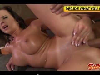 Cindy Dollar gets her Pussy fingered and devoured. See her enjoying hard...
