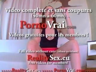 Petite salope super vicieuse adore baiser ! French amateur