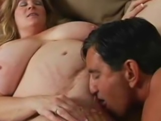 We have this lovely bbw babe Deedra on this clip as she sucks the cock of his...