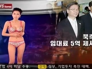 Naked News Korea 3/7/2009