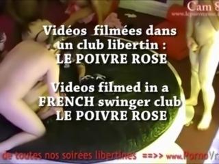 Camera espion en soiree privee ! French spycam Part190