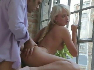 Ivana Sugar is my pretty neighbor with whom I spend my morning. She is very...
