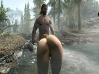 Skyrim Porn Parody free