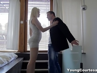 Alice has always been a shy gal who only had sex with one guy before, but now...