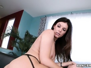 India Summer with big booty and lesbian Teal Conrad do it on cam for you to...
