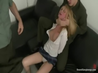 15 gangbnag first 7 loads of cum in my pussy - 4 9