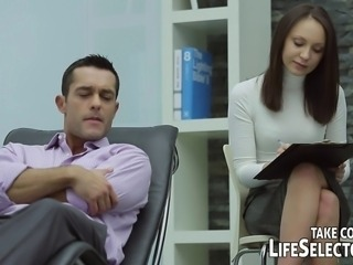 Things take a turn for the better when Patient R visits his psychologist. The...