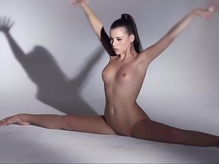 Playboy model Aleksa Slusarchi