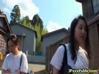 Sexy japanese teens fuck in public places 26 free
