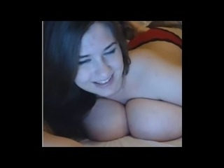 Huge Boobs and Big Clit on Cam BVR