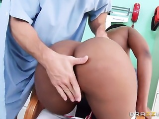 Johnny Sins has a great time banging delicious Codi Bryants mouth