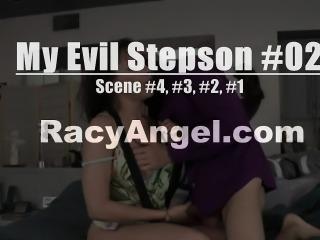 My Evil Stepson #02 Dana DeArmond, Dana Vespoli, Mercedes Ca