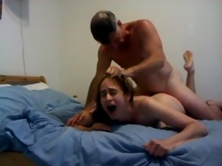 Rebecca Tanner deepthroat and rough fucking free