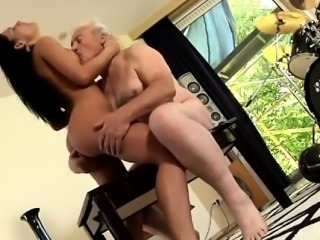 Old and young girl sex gif No wonder that the stuff he fishe
