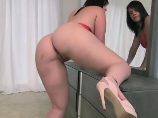 Fantastic big booty Virgo Peridot for interracial assfuck