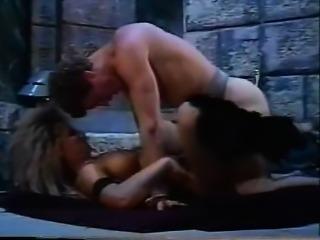 Barbara Dare, Nina Hartley, Erica Boyer in vintage porn