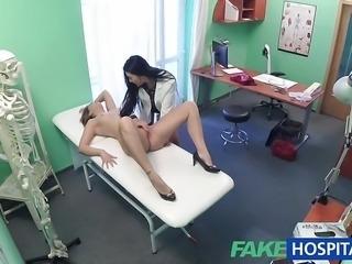 """""""Sexy nurse seduces patient"""""""