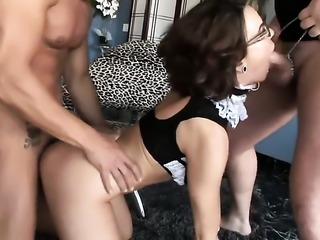 Dana DeArmond fucking like theres no tomorrow in steamy sex action with hot...