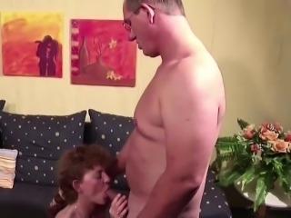 Mutter und Vater treiben es Wild wenn alle aus dem Haus sind