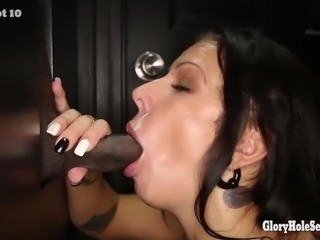 Gloryhole Secrets sexy and full of cum