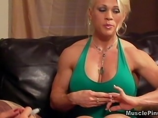 Melissa Dettwiller 01 - Female Bodybuilder