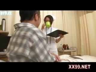 transparent nurse suit seduce patient 01