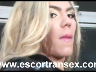 Travesti gozando Shemale cumshot tgirl tranny ts escortrans transescort