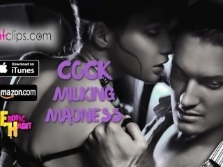 Cock Milking Madness with Vanessa Young (Preview)
