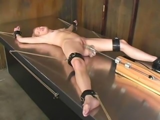 bondage and fucking machines (morgan)-23