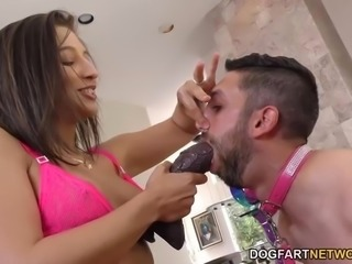 Abella Danger Enjoys BBC Anal - Cuckold Sessions