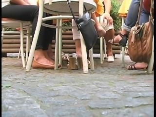 Hot Lady's Wedge Sandal Activities 2