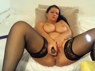 A Primer - Big natural tits mature dildo masturbation