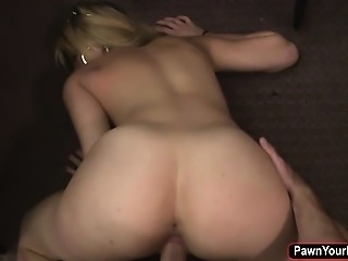 Skyla Novea fucks for some cash