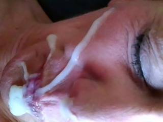Lady J gets a massive facial