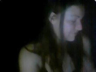 laura prepon lookalike flashes tits from