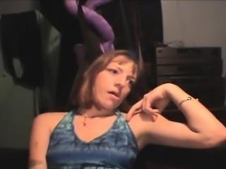 Fucking Whacked Out Crack Whore Smoking Blowjob