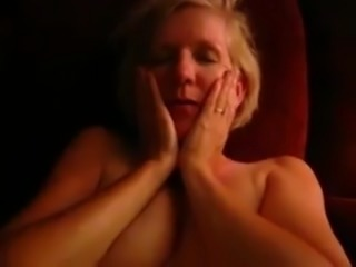 Mature white wife gets BBC fuck and facial!