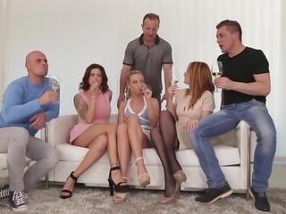 couples swinger group sex