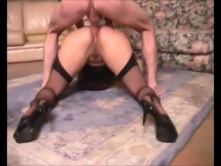deep throat, elastic ass