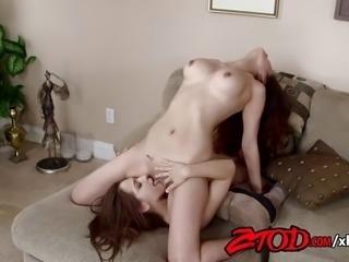 Vanessa VeraCruz And Sara are roommates who appreciate furniture for the...