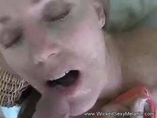 Amateur GILF Loves The Sex Life