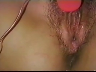 Fuzzy Girl Orgasm Contractions at 2:58