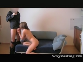 Casting - Accidental Creampie for med student