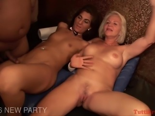 2016 NEW EURO swinger gang-bang