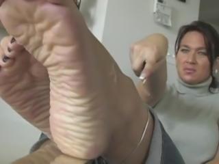Le Creme Hypnotic Foot JOI