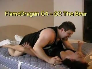 bedroom wrestling