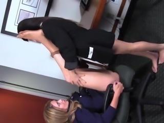 Lesbian Foot Worship - 016