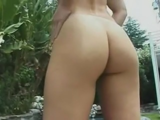 Smooth amateur babe enjoys her time with cocks of her two friends